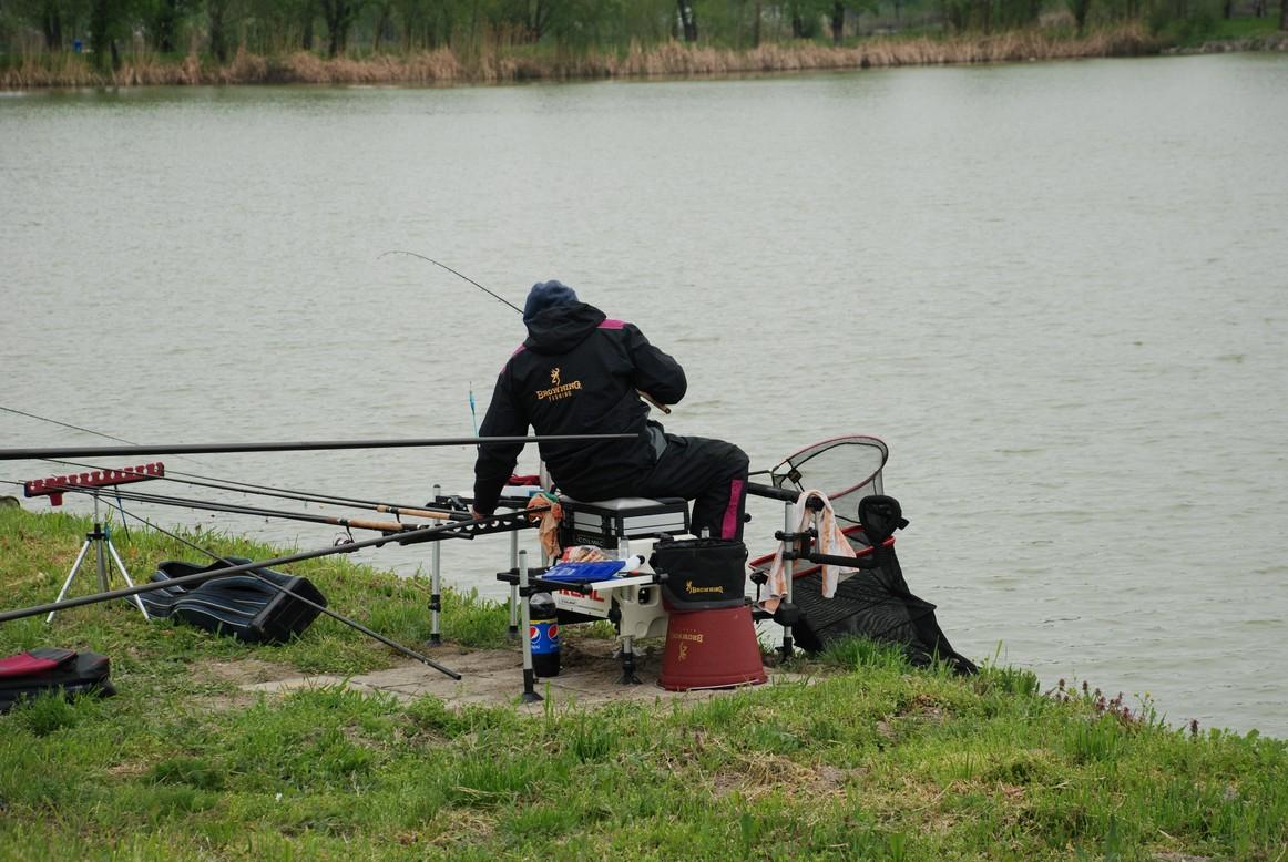 Ekkora helyen is lehet horgászni