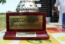 Szecska kupa - Gungl József emlékverseny (2013)